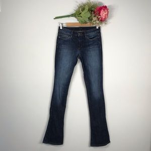 Joe's | Chelsea Micro Flare Mid Rise Jeans SZ 27